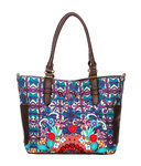 DESIGUAL Bols Saintropez Addition, Damentasche, Schultertasche 3 in 1